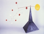 Alexander Calder, Sunrise over the Pyramid