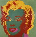 6. Andy Warhol, Marilyn